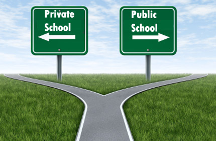 Private Schools vs Public schools Dr Paul Lowe