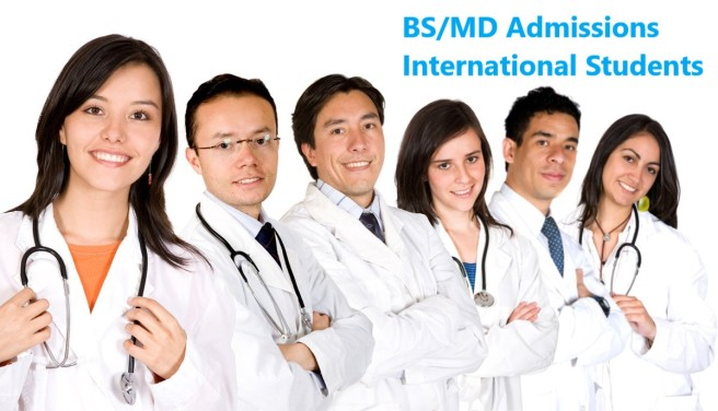 BS MD Admissions International students medical doctors