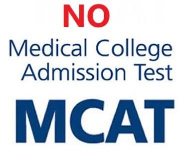 No_MCAT_programs