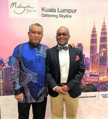 Dr. Md. Amin bin Md. Taff, Deputy Vice Chancellor, Sultan Idris Education University, Malaysia Dr  Paul Lowe Educational Consultant Admissions  Advisor