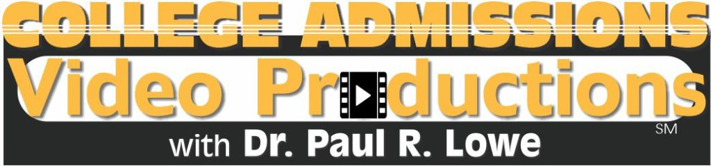 College_Admissions_Video_Productions_Dr_Paul_Lowe_Admissions_Advisors_BS_MD