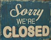 Sorry_were_closed_away_sign_Northwestern_HPME_Dr_Paul_Lowe_Admissions_Advisor_Educational_Consultant